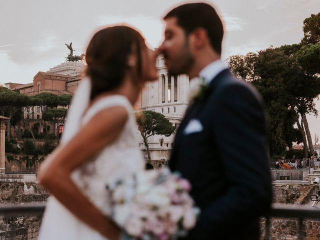 Il matrimonio di Alberto e Fabia a Roma, Roma 25