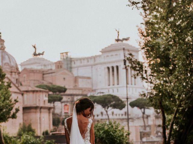 Il matrimonio di Alberto e Fabia a Roma, Roma 26