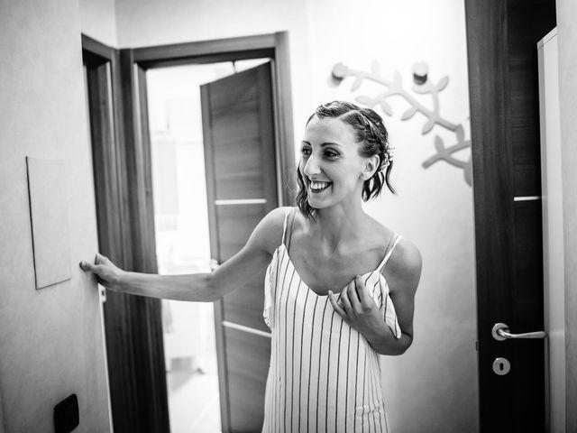 Il matrimonio di Gianluca e Francesca a Cusano Milanino, Milano 7