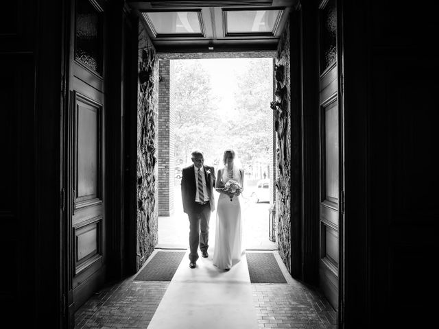 Il matrimonio di Gianluca e Francesca a Cusano Milanino, Milano 14