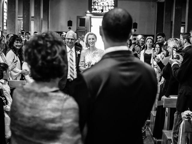 Il matrimonio di Gianluca e Francesca a Cusano Milanino, Milano 15