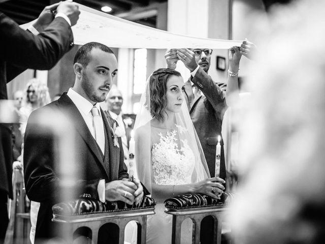 Il matrimonio di Gianluca e Francesca a Cusano Milanino, Milano 17