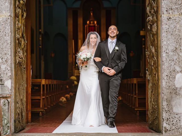 Il matrimonio di Gianluca e Francesca a Cusano Milanino, Milano 18