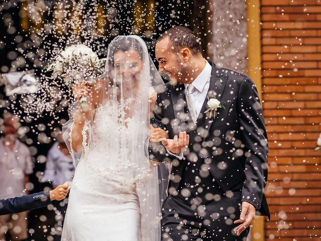 Il matrimonio di Gianluca e Francesca a Cusano Milanino, Milano 19
