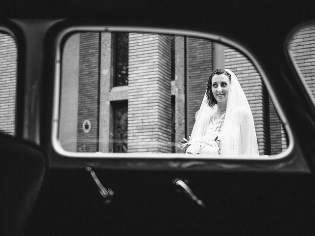 Il matrimonio di Gianluca e Francesca a Cusano Milanino, Milano 23