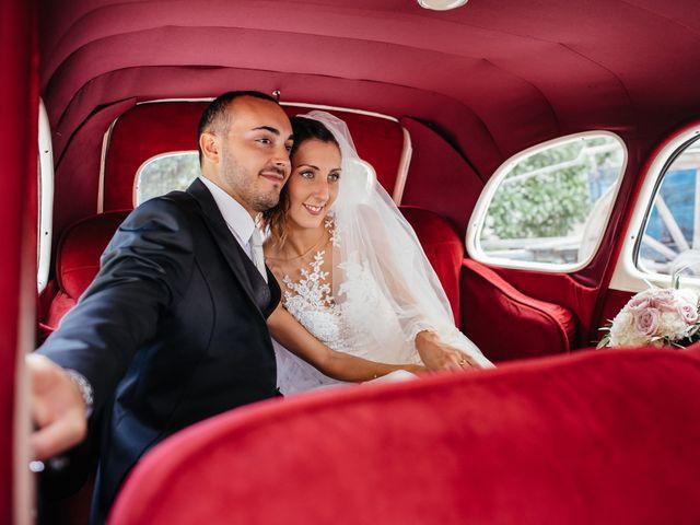 Il matrimonio di Gianluca e Francesca a Cusano Milanino, Milano 24