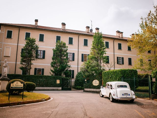 Il matrimonio di Gianluca e Francesca a Cusano Milanino, Milano 25