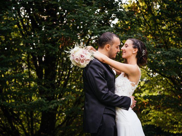 Il matrimonio di Gianluca e Francesca a Cusano Milanino, Milano 29