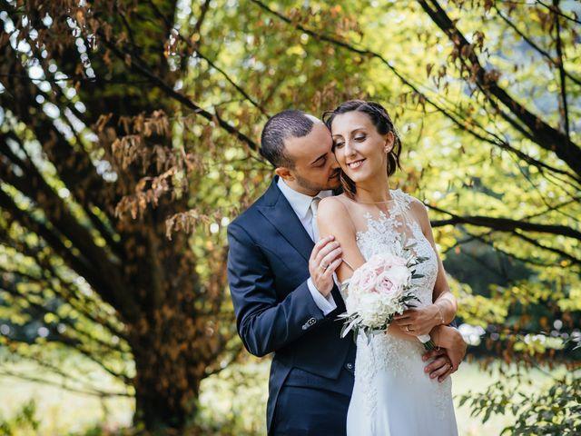Il matrimonio di Gianluca e Francesca a Cusano Milanino, Milano 34