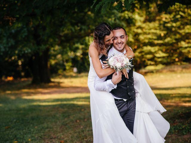 Il matrimonio di Gianluca e Francesca a Cusano Milanino, Milano 36