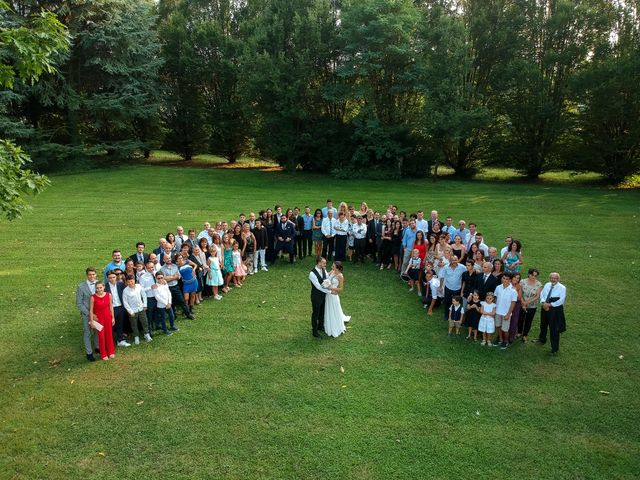 Il matrimonio di Gianluca e Francesca a Cusano Milanino, Milano 38