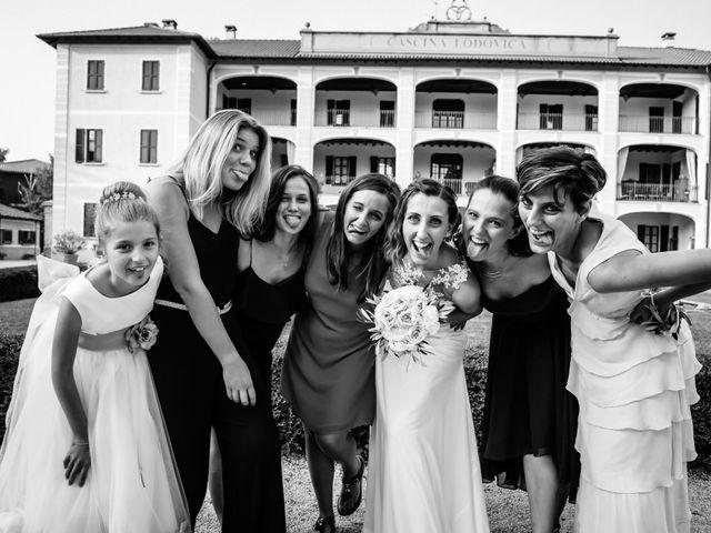 Il matrimonio di Gianluca e Francesca a Cusano Milanino, Milano 39