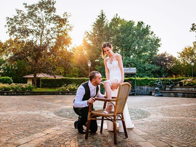 Il matrimonio di Gianluca e Francesca a Cusano Milanino, Milano 40