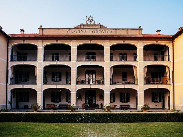 Il matrimonio di Gianluca e Francesca a Cusano Milanino, Milano 44