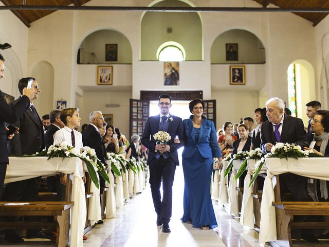 Il matrimonio di Mario e Veronica a Enna, Enna 23