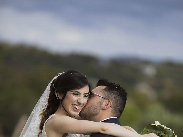Il matrimonio di Mario e Veronica a Enna, Enna 36