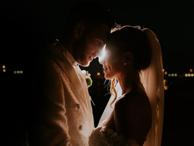 Le nozze di Fabiola e Andrea