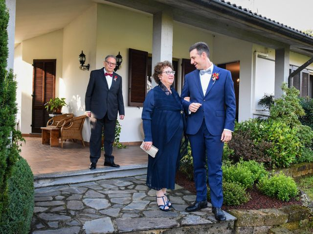 Il matrimonio di Adrea e Brenda a Mortara, Pavia 7