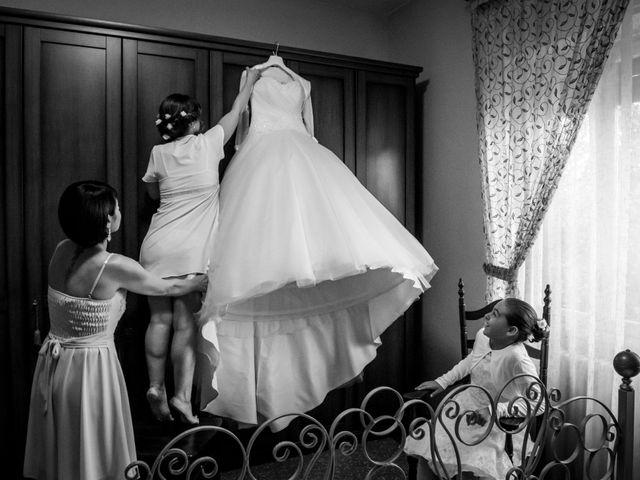 Il matrimonio di Adrea e Brenda a Mortara, Pavia 9