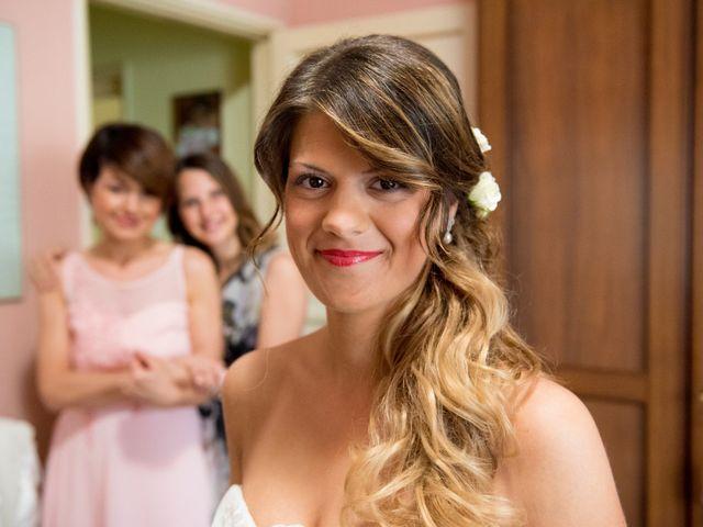 Il matrimonio di Adrea e Brenda a Mortara, Pavia 11