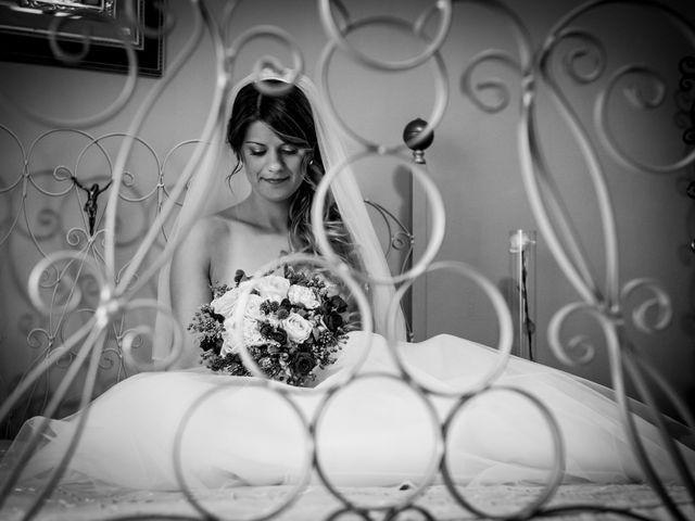 Il matrimonio di Adrea e Brenda a Mortara, Pavia 13
