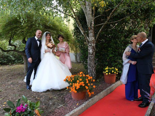 Il matrimonio di Adrea e Brenda a Mortara, Pavia 14
