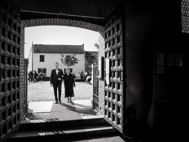 Il matrimonio di Adrea e Brenda a Mortara, Pavia 16