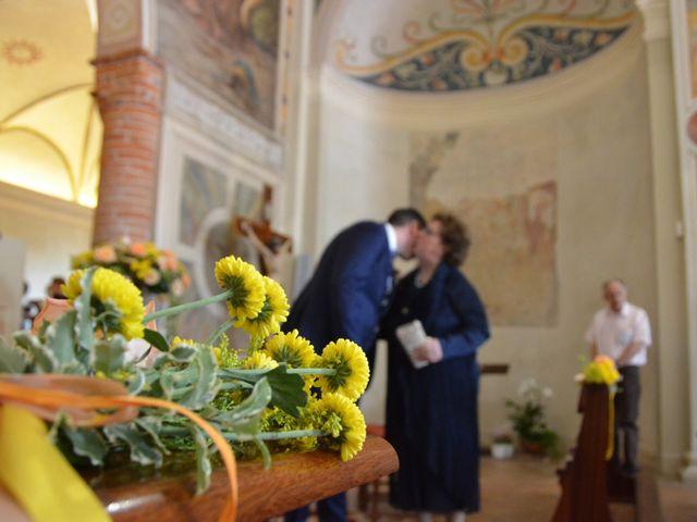 Il matrimonio di Adrea e Brenda a Mortara, Pavia 18