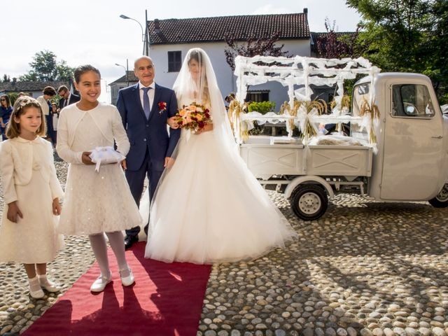 Il matrimonio di Adrea e Brenda a Mortara, Pavia 21