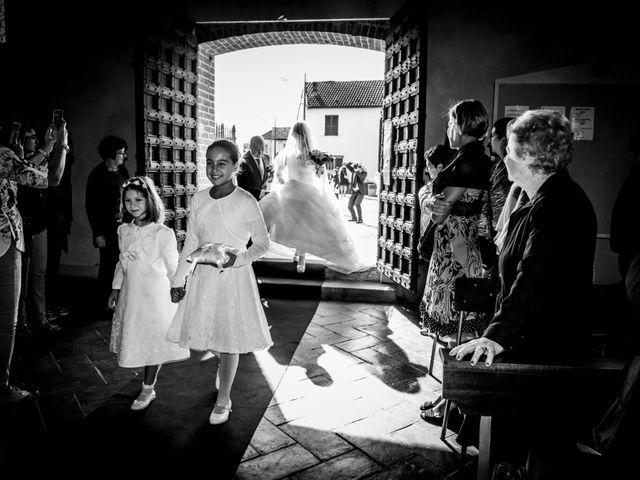 Il matrimonio di Adrea e Brenda a Mortara, Pavia 22