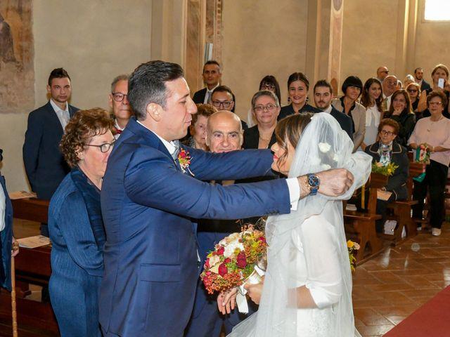 Il matrimonio di Adrea e Brenda a Mortara, Pavia 23