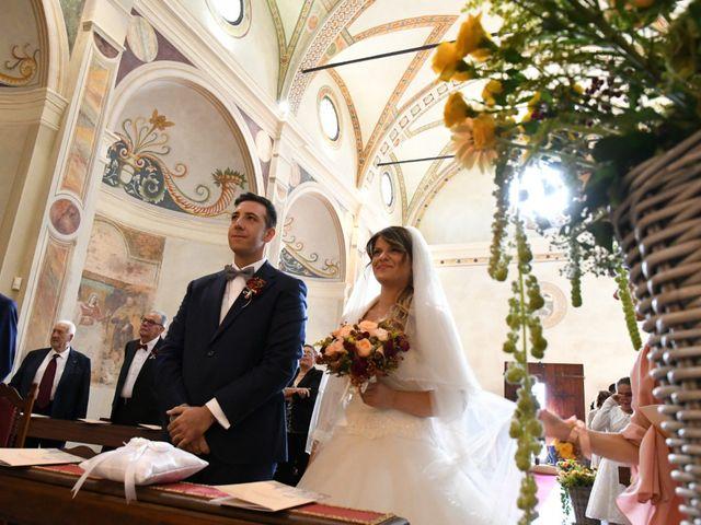 Il matrimonio di Adrea e Brenda a Mortara, Pavia 25