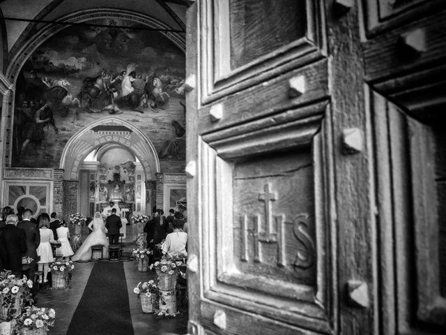 Il matrimonio di Adrea e Brenda a Mortara, Pavia 28