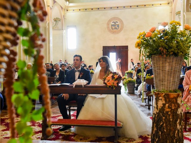 Il matrimonio di Adrea e Brenda a Mortara, Pavia 30