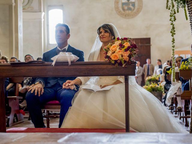Il matrimonio di Adrea e Brenda a Mortara, Pavia 31