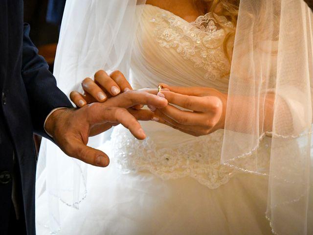Il matrimonio di Adrea e Brenda a Mortara, Pavia 32