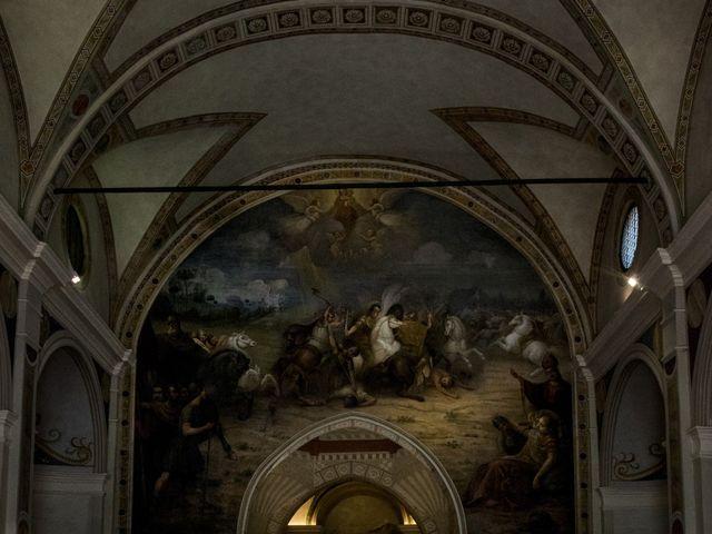 Il matrimonio di Adrea e Brenda a Mortara, Pavia 36
