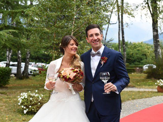 Il matrimonio di Adrea e Brenda a Mortara, Pavia 41
