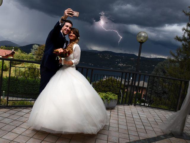 Il matrimonio di Adrea e Brenda a Mortara, Pavia 42