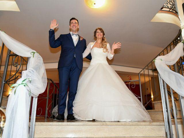 Il matrimonio di Adrea e Brenda a Mortara, Pavia 43