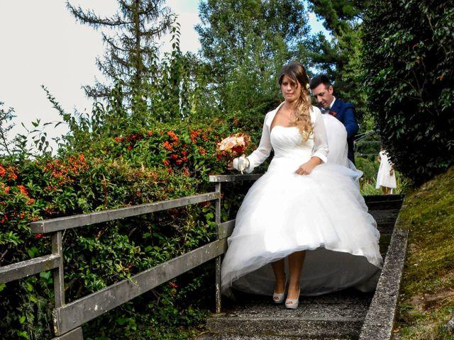 Il matrimonio di Adrea e Brenda a Mortara, Pavia 46