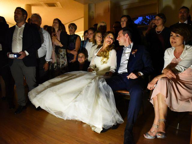 Il matrimonio di Adrea e Brenda a Mortara, Pavia 50