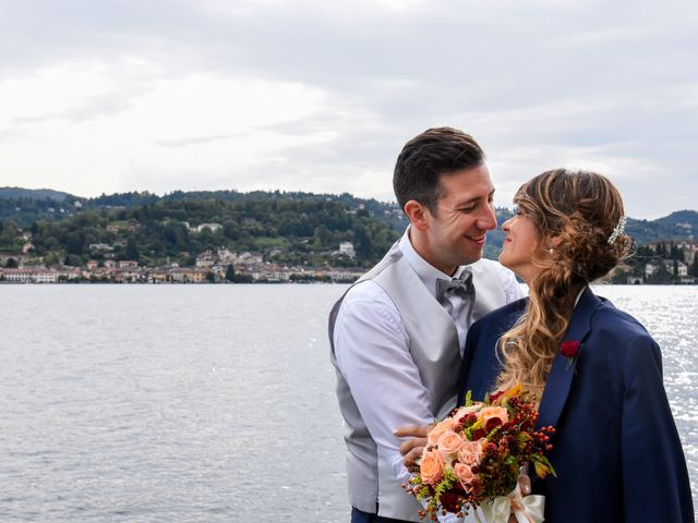 Il matrimonio di Adrea e Brenda a Mortara, Pavia 54