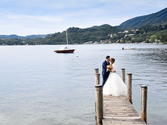 Il matrimonio di Adrea e Brenda a Mortara, Pavia 55