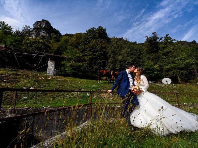 Il matrimonio di Adrea e Brenda a Mortara, Pavia 59