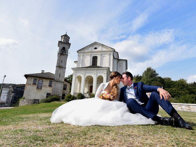Il matrimonio di Adrea e Brenda a Mortara, Pavia 60