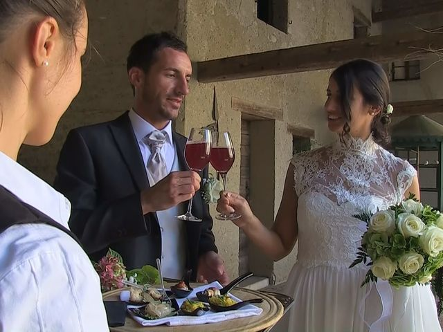 Il matrimonio di Eliseo e Marta a Godega di Sant'Urbano, Treviso 3