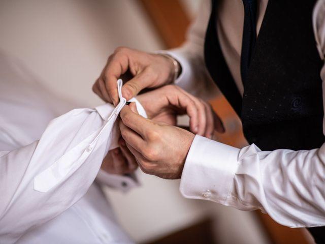 Il matrimonio di Mattia e Chiara a Montemagno, Asti 3