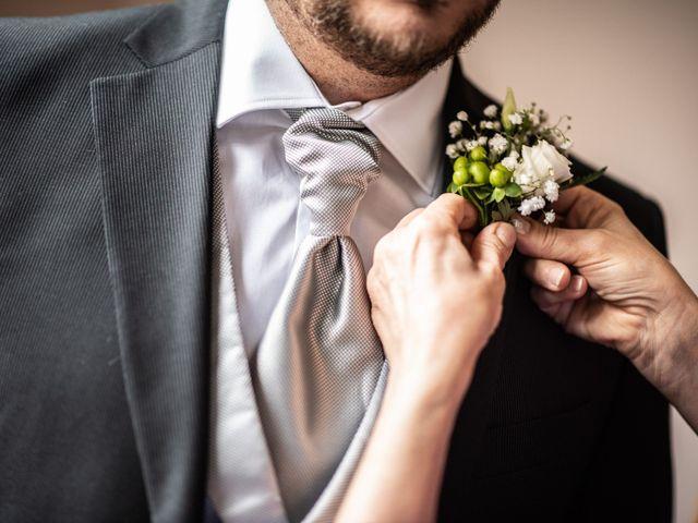 Il matrimonio di Mattia e Chiara a Montemagno, Asti 5