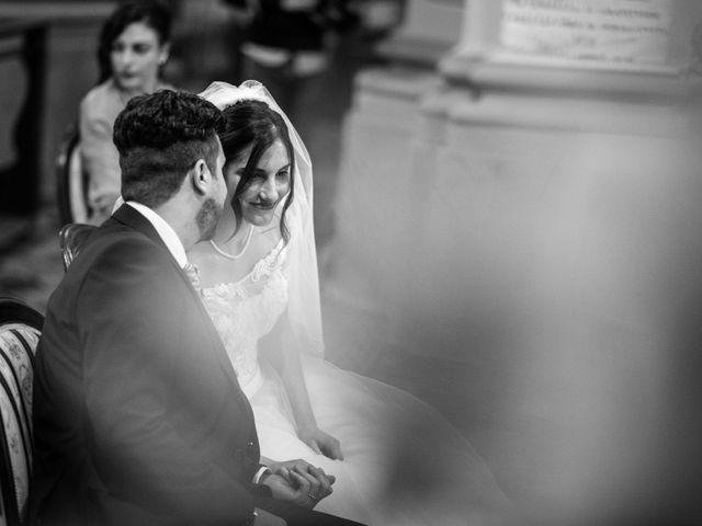 Il matrimonio di Mattia e Chiara a Montemagno, Asti 11